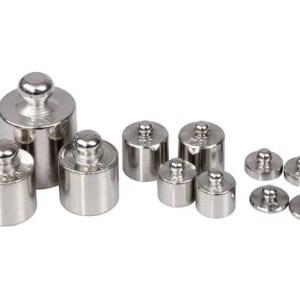 Set 11 greutati metalice pentru balante 4