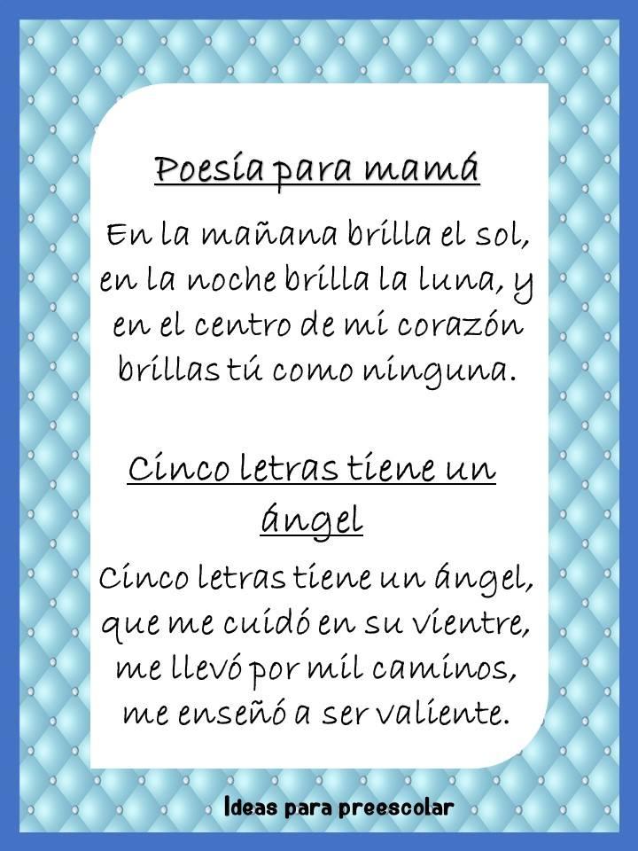 Poesía para las madres de niños con síndrome de asperger. Fantásticas y bonitas poesías para dedicar a mamá en el