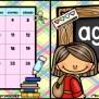 Lindo Calendario Del Mes De Agosto Del 2017 Para Organizar