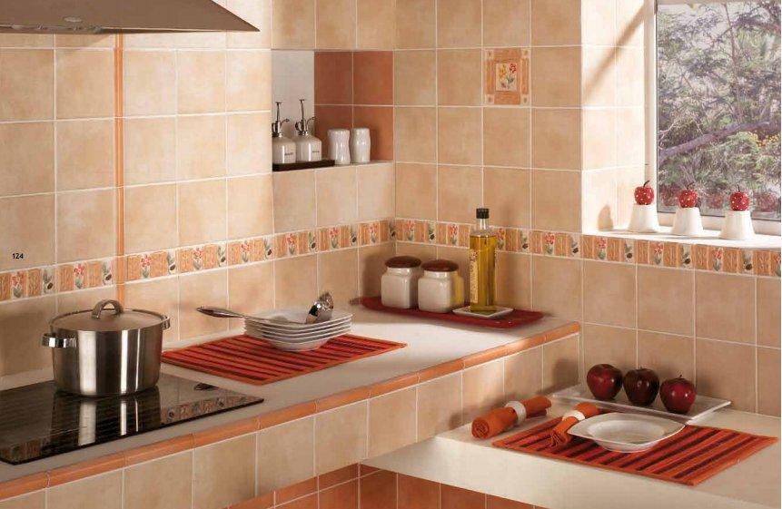 Azulejos para cocina TENDENCIAS actuales de decoracin