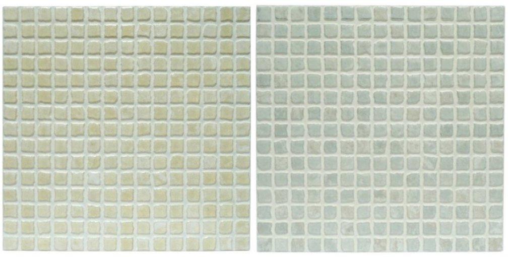 Azulejos imitacin gresite para baos y piscinas  2018 Blog