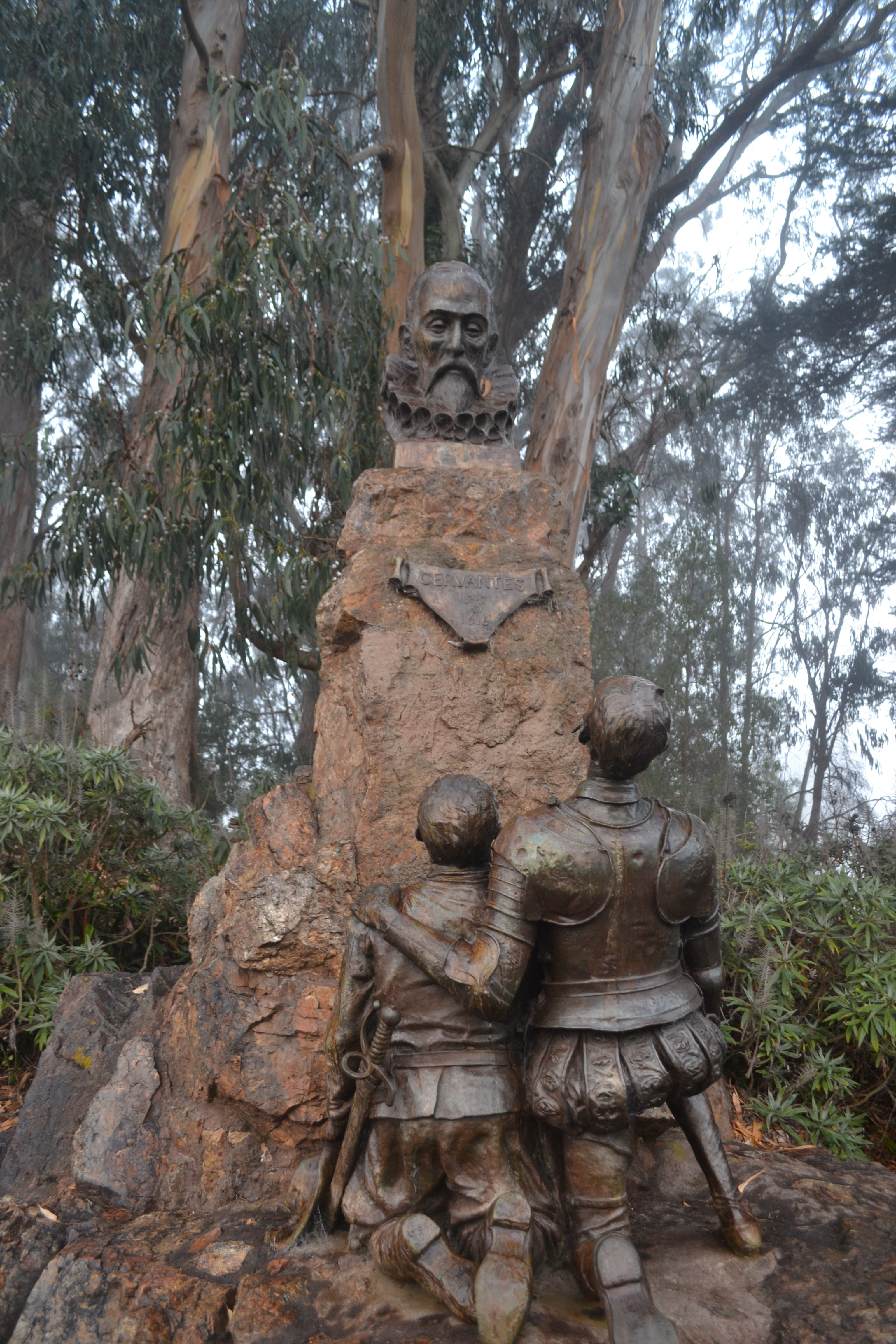 Statues Of Golden Gate Park Material World