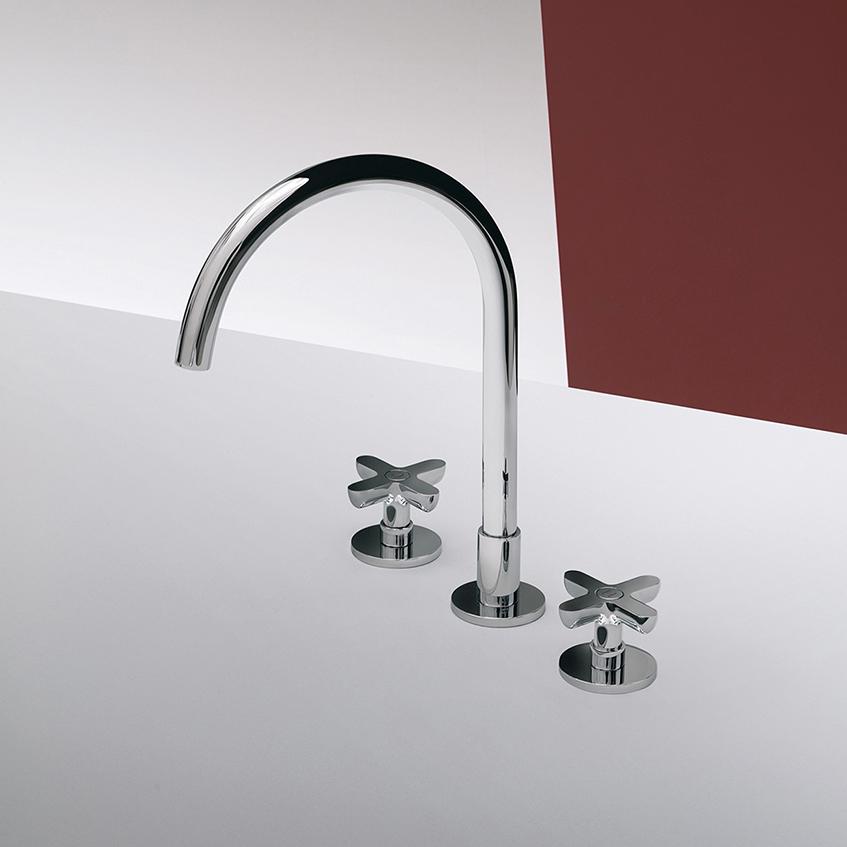 """alt=""""Interior design anni 30 - Design - Fantini-Rubinetto Icona classic"""""""
