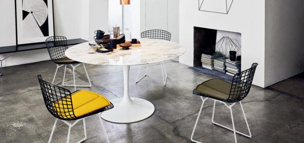 "alt=""marmo-newtrend-marbledesign-tulip-knoll-saarinen-table-tavolo"""