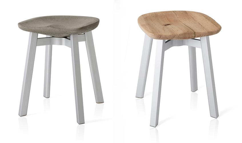 """alt=""""Picnic di design - Accessori per l'outdoor - Sgabello - Marca Emeco - Nendo stool"""""""