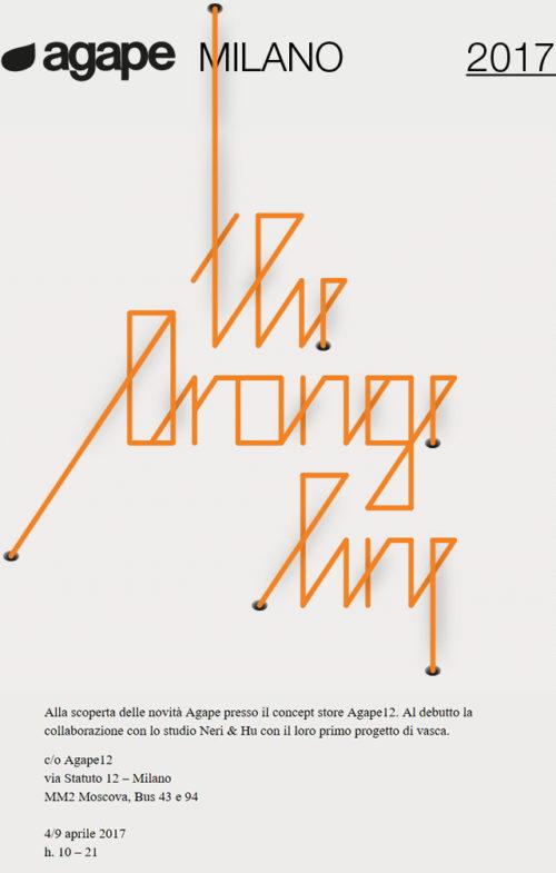 """alt=""""salonedelmobile-salone2017-agape-invitation-graphicdesign"""""""