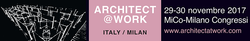 "alt=""Architect@work 2017 - Milano"""
