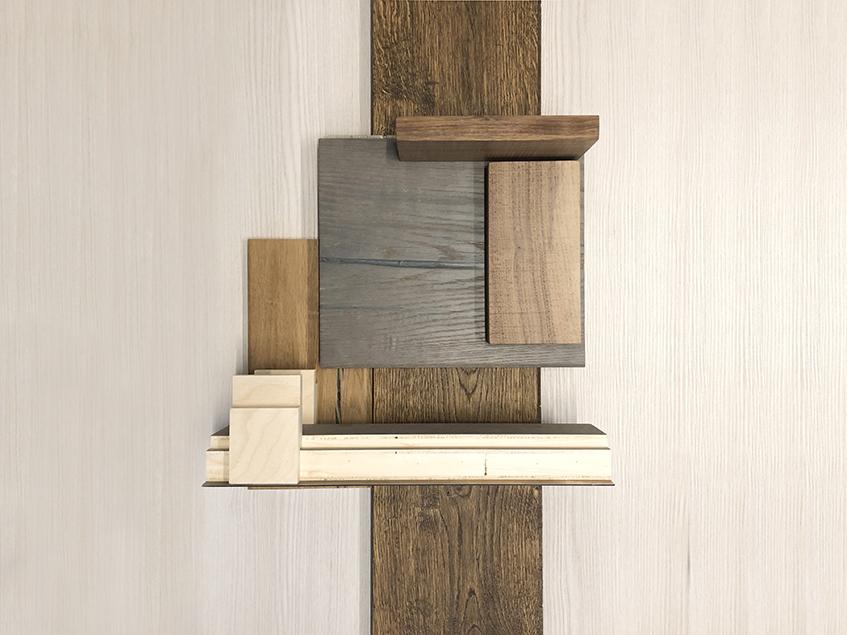 """alt=""""Cinque domande a -ZDA architettura - Materiale preferito -Legno"""""""