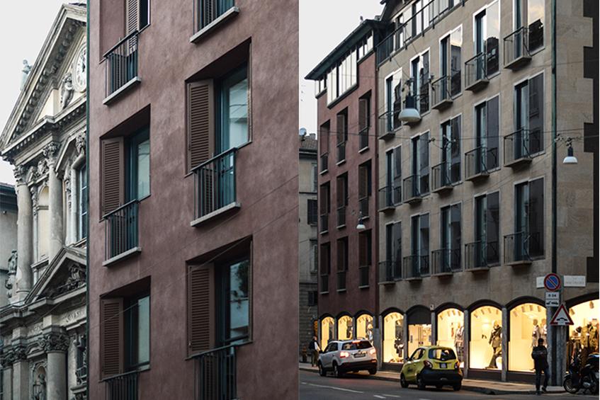 """alt=""""Grafton Architects - Biennale 2018 - Caccia  Dominoni"""""""