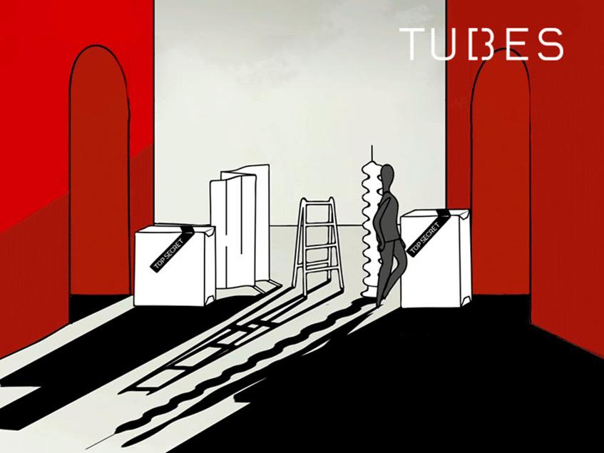 "alt=""Salone del mobile 2018 - Tubes radiatori"""
