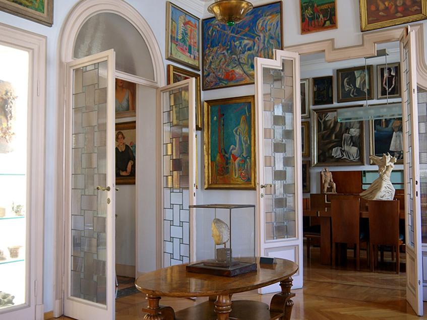 """alt=""""Open house Milano - Architetture-milanesi - Casa Boschi di Stefano"""""""