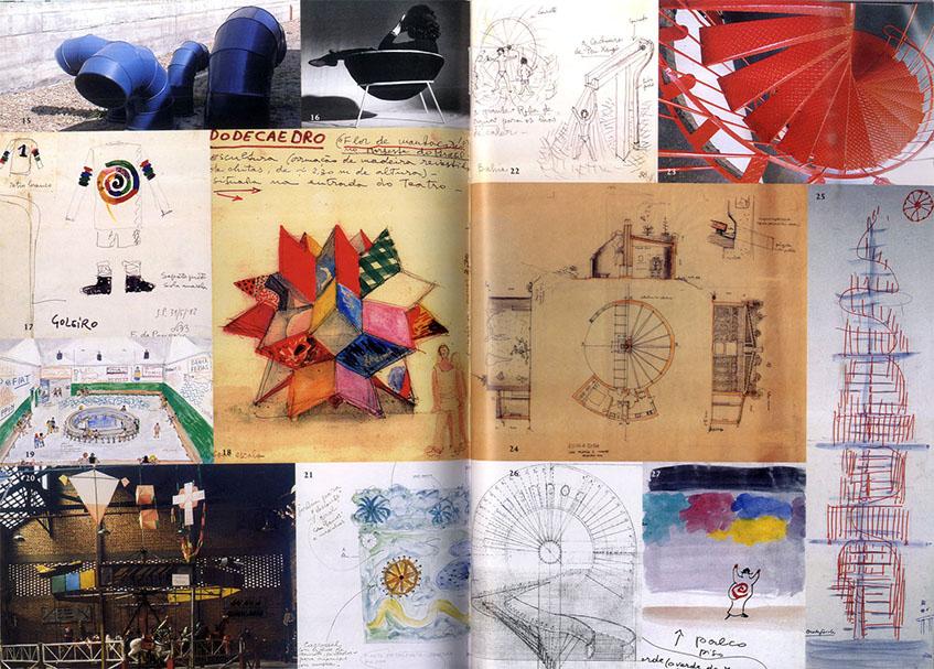 "alt=""Craft and design - Lina Bo Bardi - Drawings"""