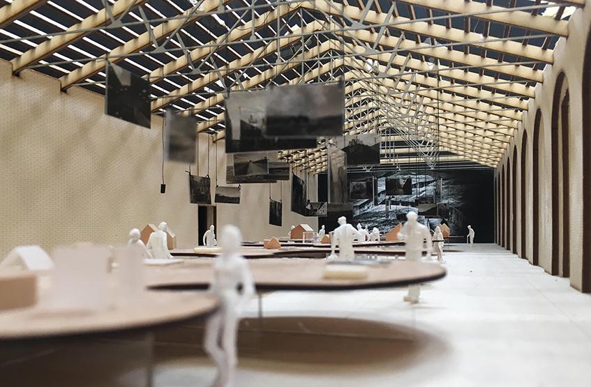"alt=""Biennale a Venezia - Arcipelago Italia - Mario Cucinella"""