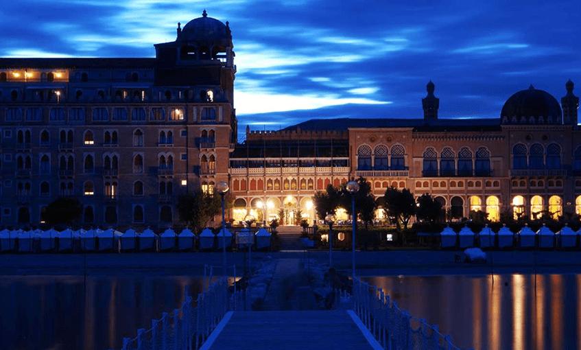 """alt=""""Biennale a Venezia - Hotel Excelsior - Lido"""""""
