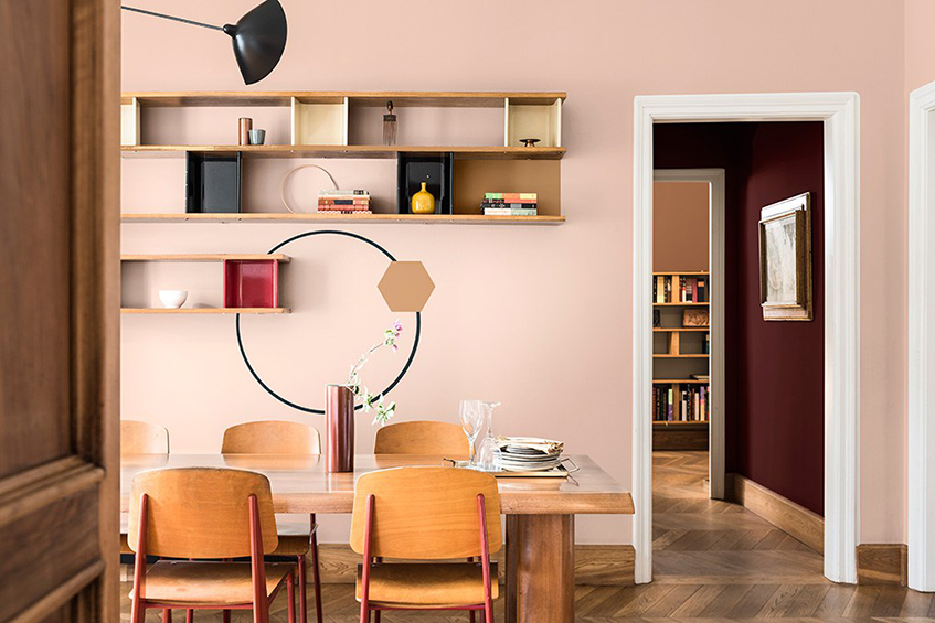 "alt=""Colori autunno - Sikkens - Color trend 2019 - Spiced honey"""