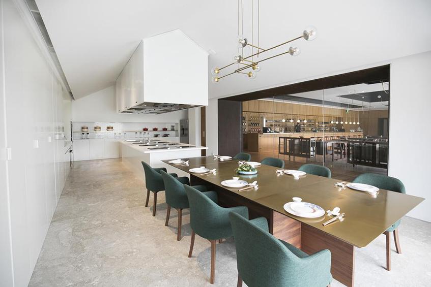 """alt=""""Design hotel & Vacanze Natale - Cina - Tsingpu Yangzhou Retrait - Neri&Hu"""""""