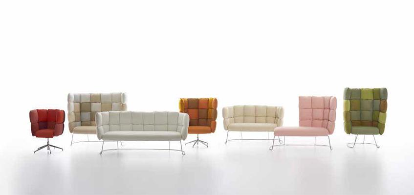 """alt=""""Selezionati da Materiali e design - Office design - Undecided di Manerba - Varianti colore"""""""
