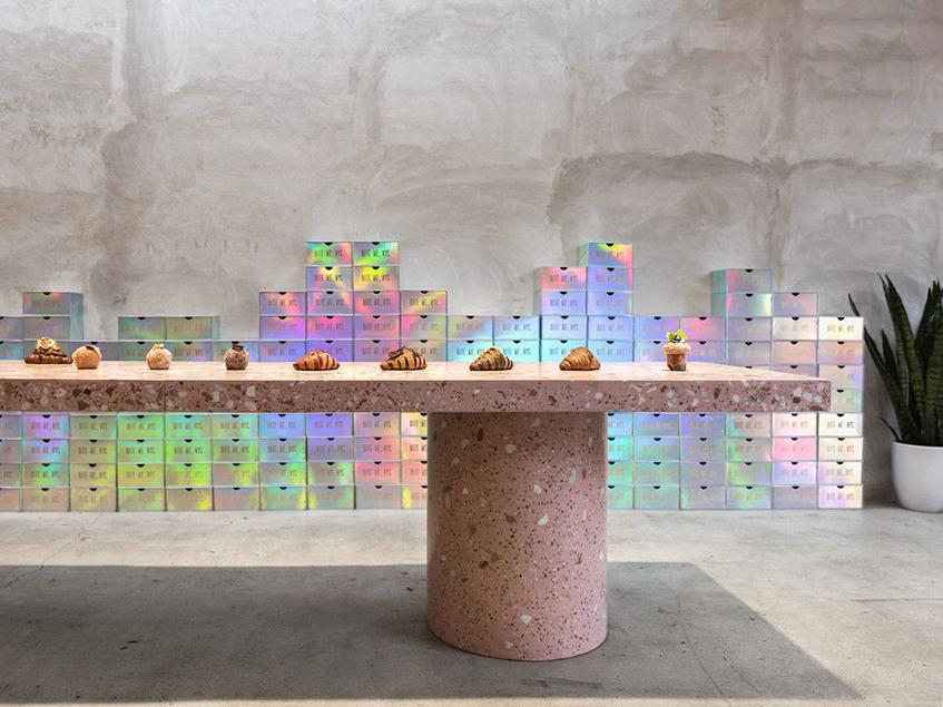 "alt=""Le forme del cibo - Supermoon bakehouse - New York"""