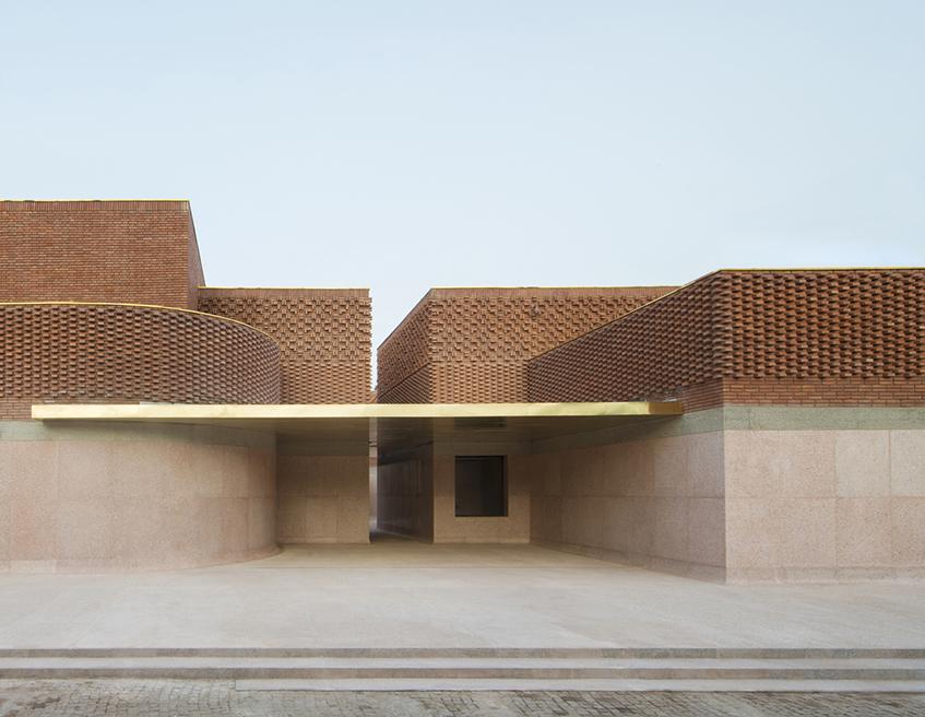 """alt=""""Interior trend 2019 - YSL museum - Casablanca"""""""
