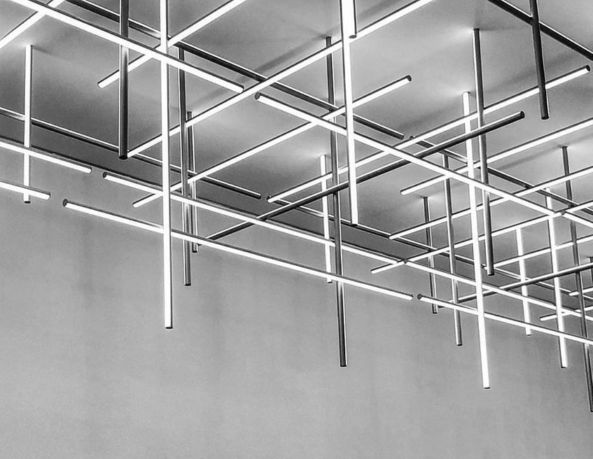 "alt=""Modulo in architettura e design - Coordinates di Flos - Michael Anastassiades"""
