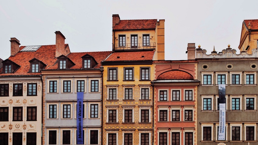 "alt=""Cinque consigli per un weekend a Varsavia - Centro storico"""