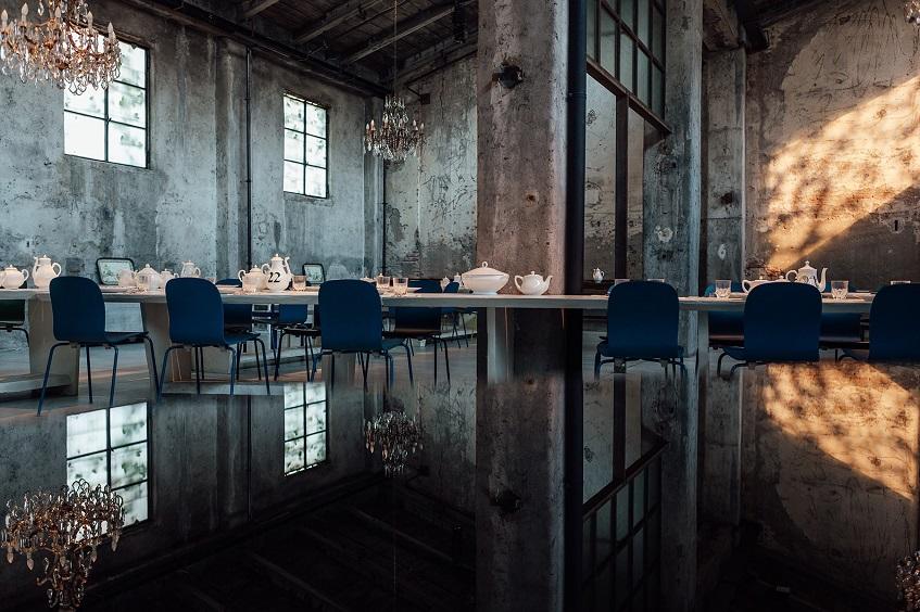 """alt=""""Evoluzione della cucina e della tavola - Carlo e Camilla in Segheria - Ristorante - Milano"""""""
