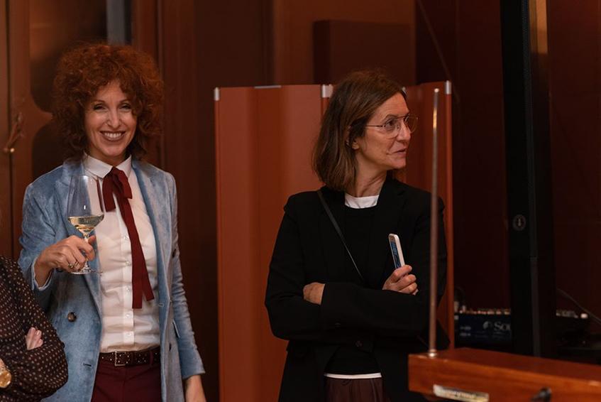 """alt=""""Donne, arte e architettura - Tubes radiatori -interviste """"Donna, Architetto"""" """""""