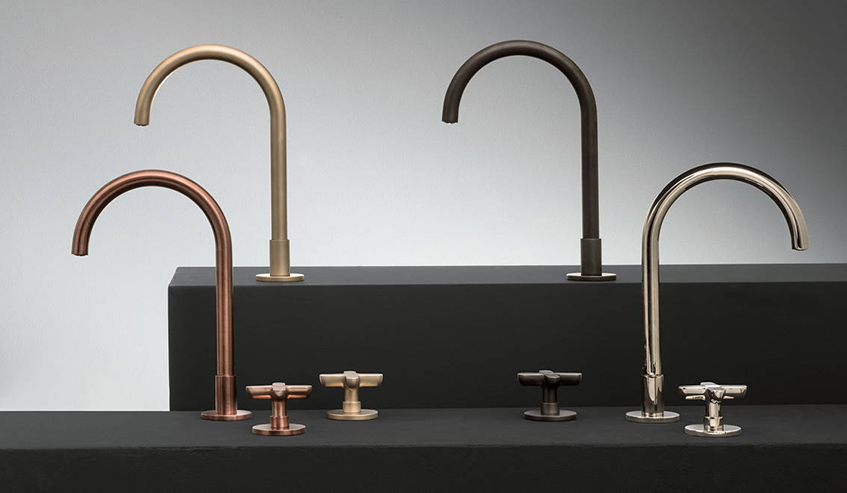 """alt=""""La casa in campagna tra architettura e design - Serie Icona - Fantini"""""""