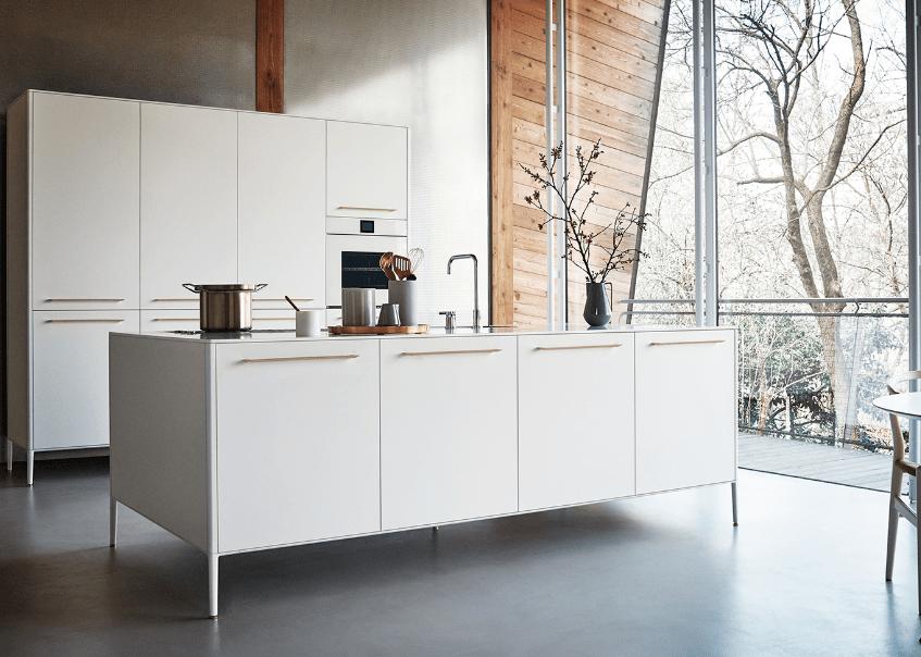 "alt:""materialiedesign bianco interior design cucina cesar"""