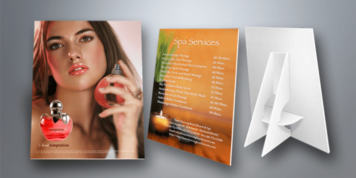 Custom Counter Cards Printing Services