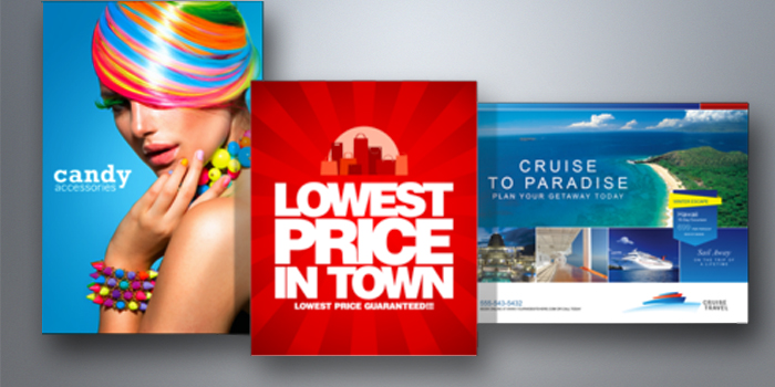 Large Full Color Posters Printing