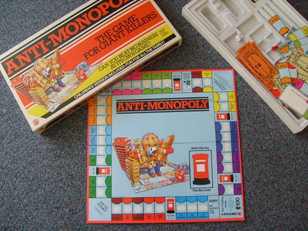 Monopoly Radical Roots Material Sensibilities