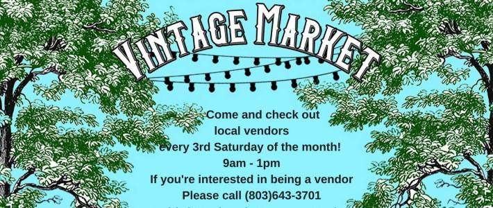 Indie Arts Vintage Market – Every #3rdweekend #downonPark