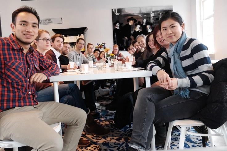 Exkursion Amsterdam - Droog Design 2015