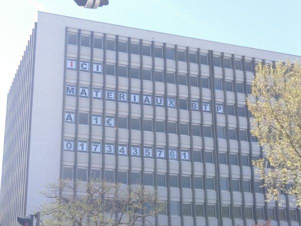 Le bâtiment publicitaire- Save Up by Edeis