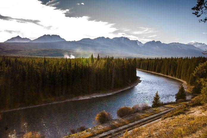 MatericLook: RailroadByTheSun by Francesco Perratone