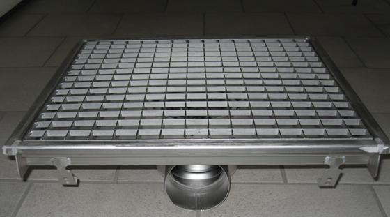 siphon de sol cuisine professionnelle
