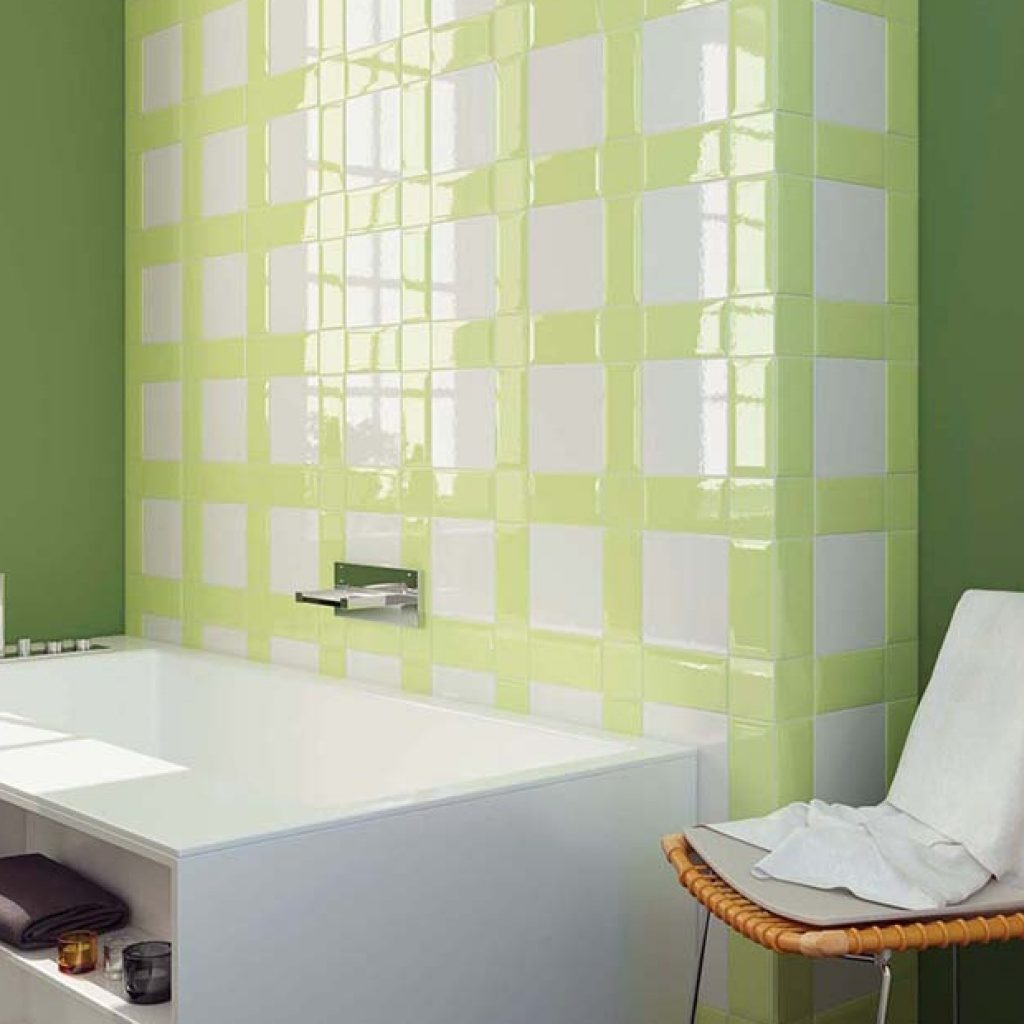 Gallery of piantana design vintage parete cucina verde parete