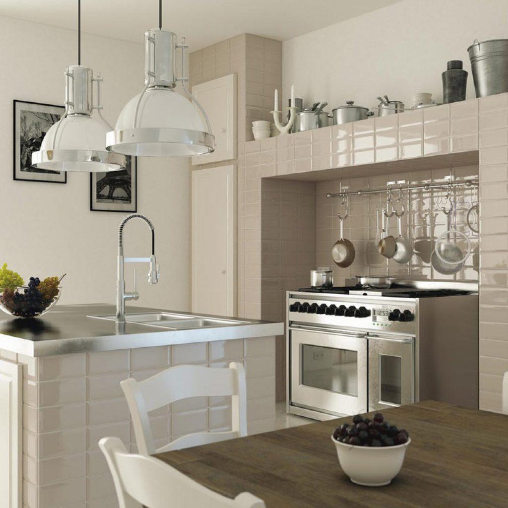 Piastrelle per cucina classica come scegliere il pavimento per