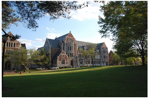 Agnes Scott College (kinda looks like UW, right?)