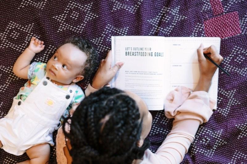 Order a copy of Anjelica's breastfeeding guide   Milk Boss 101 .