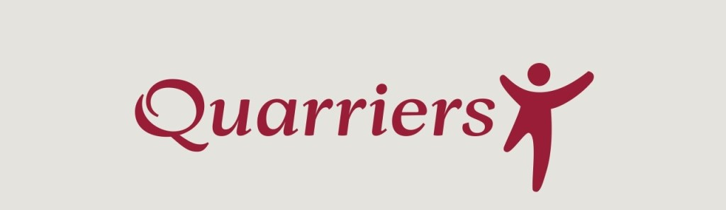 Logo for Quarriers.