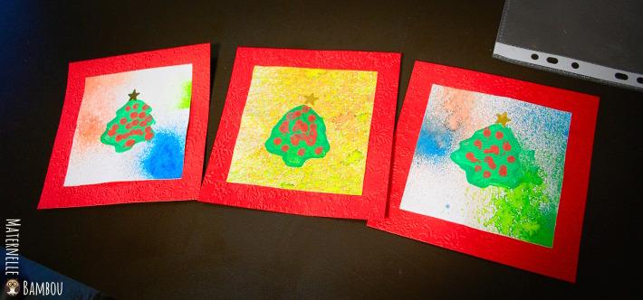 Carte Noel Maternelle Awesome Voici Un Chantillon Des