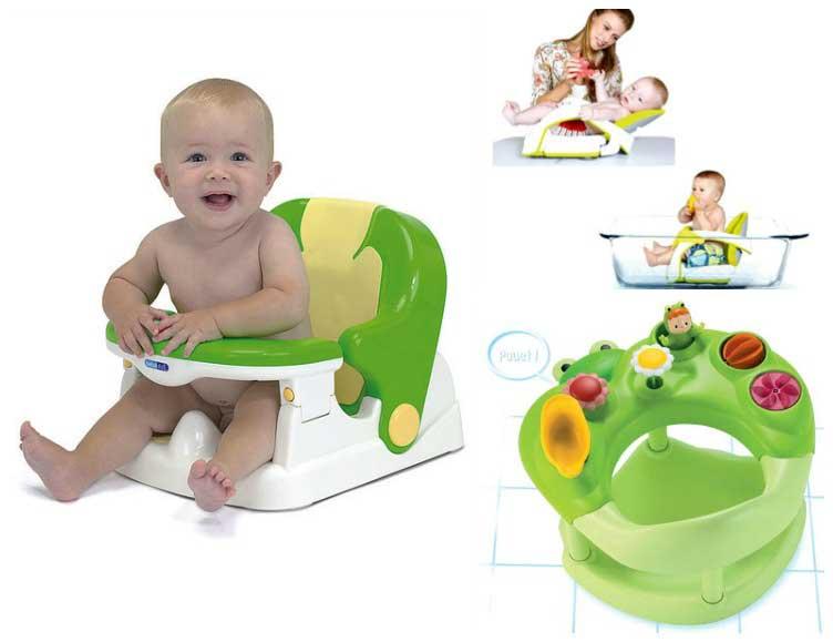 Opciones para la hora del baño (II) | Maternidad como puedas