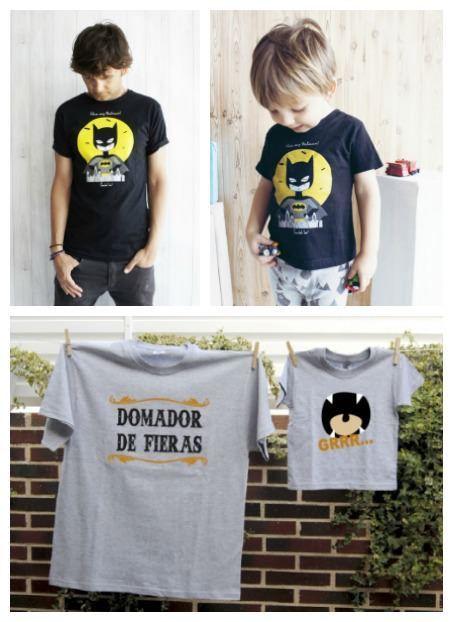 regalos dia padre camisetas conjunto