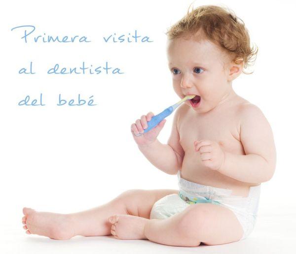 primera visita dentista bebe