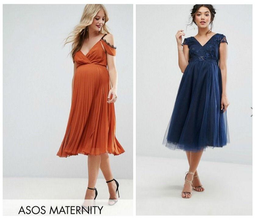 Vestidos De Fiesta Para Embarazadas Maternidad Como Puedas