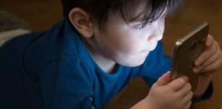 Crianças e telas