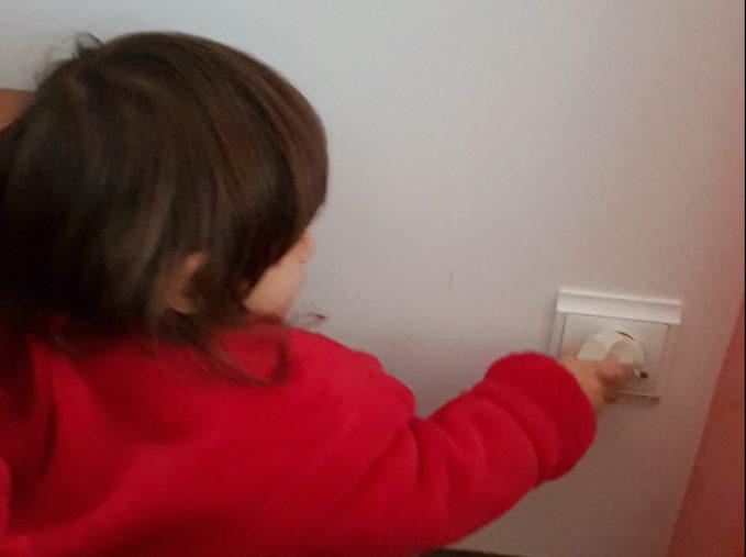 Adaptar a casa à criança