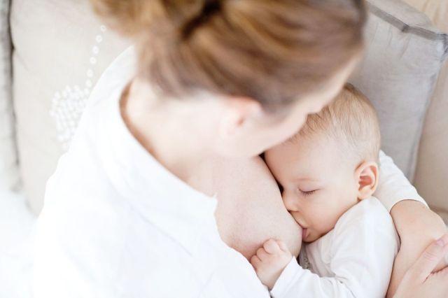 ahorrar lactancia materna